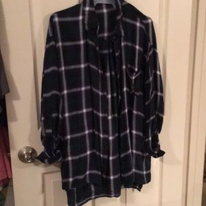 Black, Green and Blue Plaid from Blu Pepper